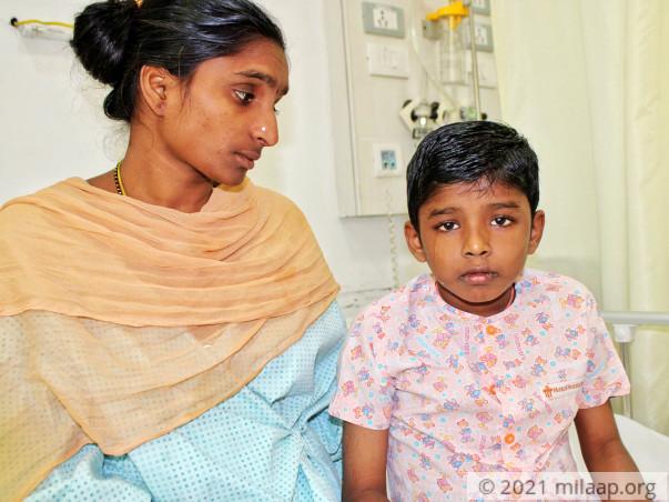 Kiran kumar needs your help to undergo Liver transplant