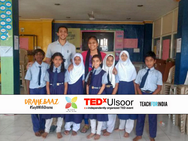 Support my children to showcase their talent at TEDxUlsoor, Bangalore