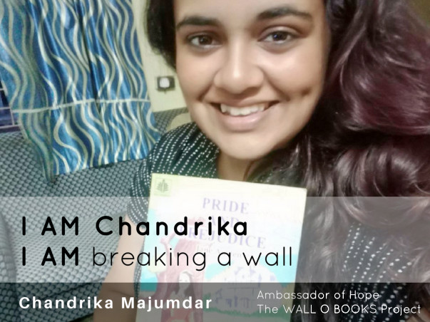 Join Chandrika to bring hope to 1 Million Kids in India