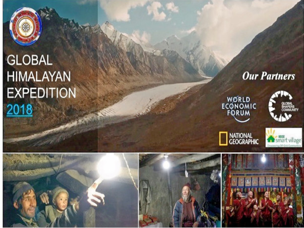 Extend Your Support To Light Up A Remote Himalayan Village