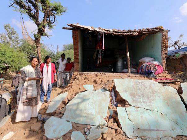 Help Javanbhai Rebuild his Home