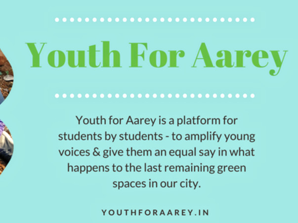 Youth for Aarey Pilot Project