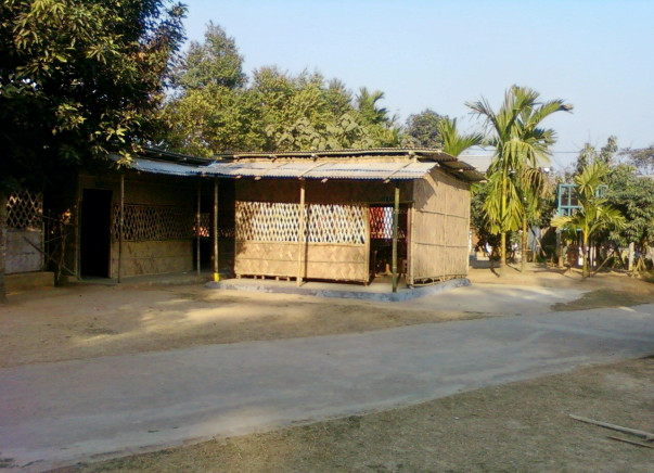 Help required for village school construction.