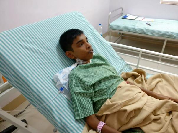 Help-ritesh-kidneytransplant