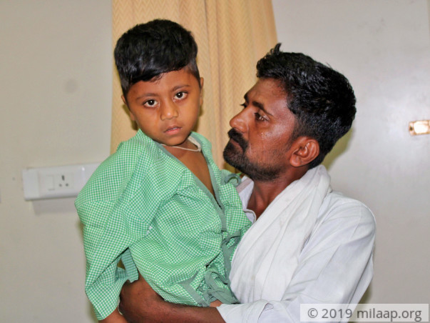 Despite Selling Land, Farmer Can't Save His Only Son's Life