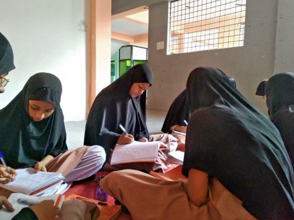 Help the students at Madina Mission become 21st Century Learners