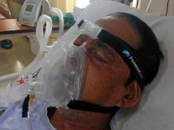 Help me continue treatment of my father hospitalised for 40+ days