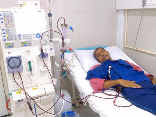 Help Venkatakrishnan Undergo A Kidney Transplant