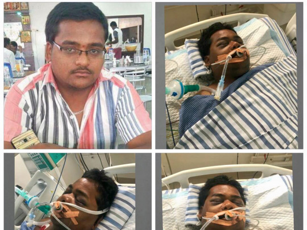 Help Madhu To Battle Against An Accident