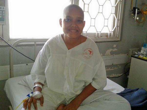 Help Us To Pay For My Friend's (fiance) Bone Marrow Transplant