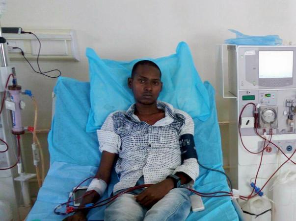 Help Ravi Undergo Renal Transplantation