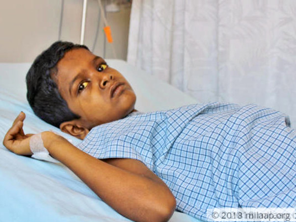 Tailor Parents Have Only 24 Hours To Save 7-Yr-Old From Liver Disease