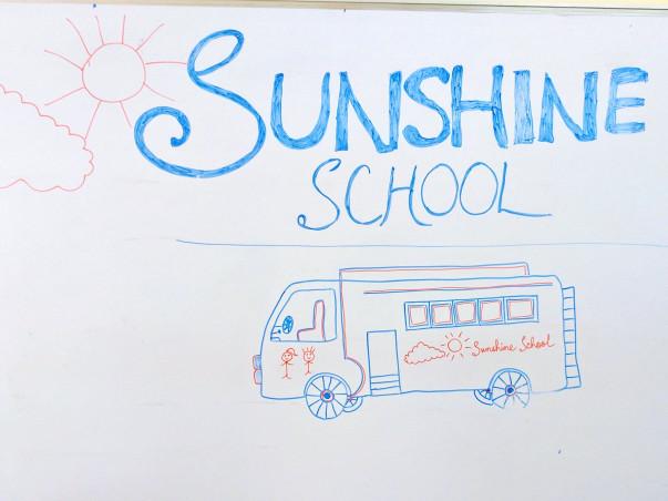 School Bus for Sunshine