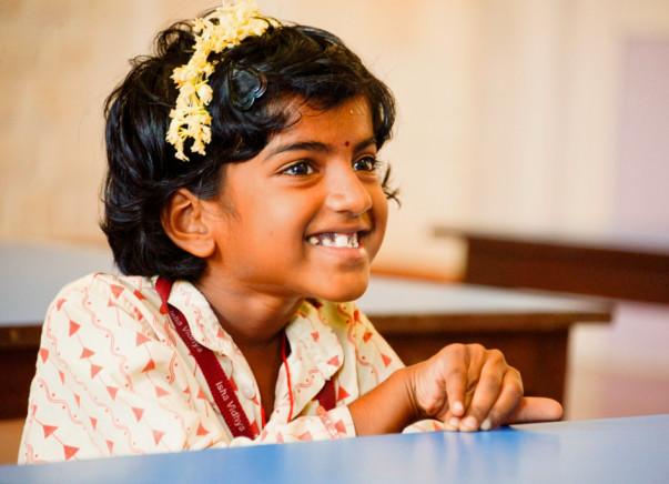 I am fundraising to educate underprivileged children