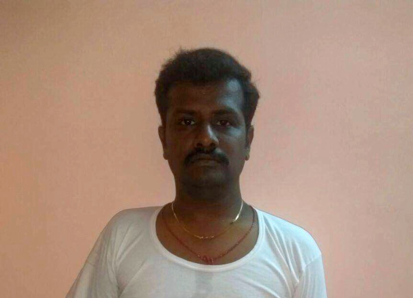 Help Sathish to buy artificial hand