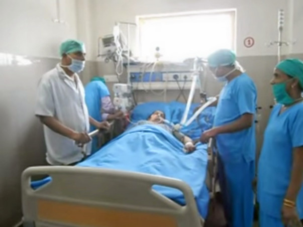 Help Meera Undergo an Urgent Heart & Lung Transplantation