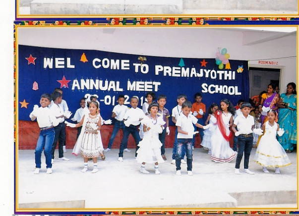 I am fundraising for prema Jyothi Trust