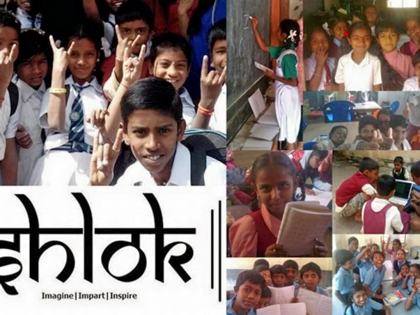 I am fundraising to change lives of children in 5 govt schools by providing 5 laptops