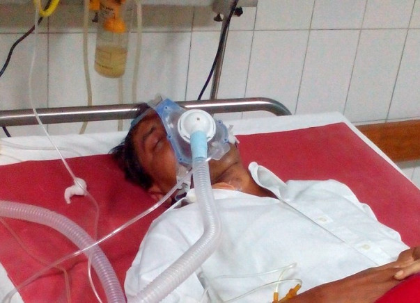 Help Shashikant Fight Severe Liver Condition And Respiratory Trouble