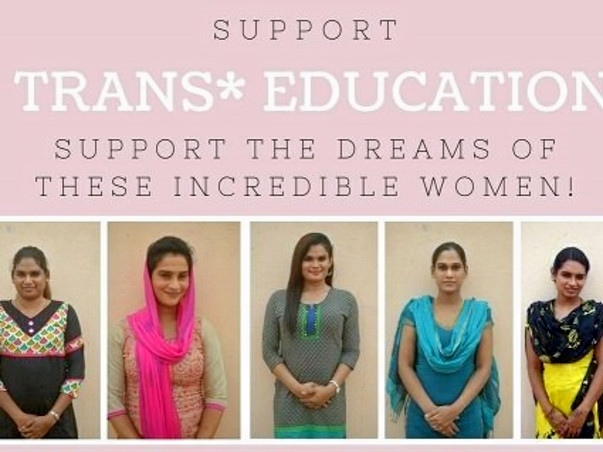 Help Educate These Six Transwomen