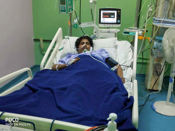 Help Jyothi Get Treated for Severe Pneumonia