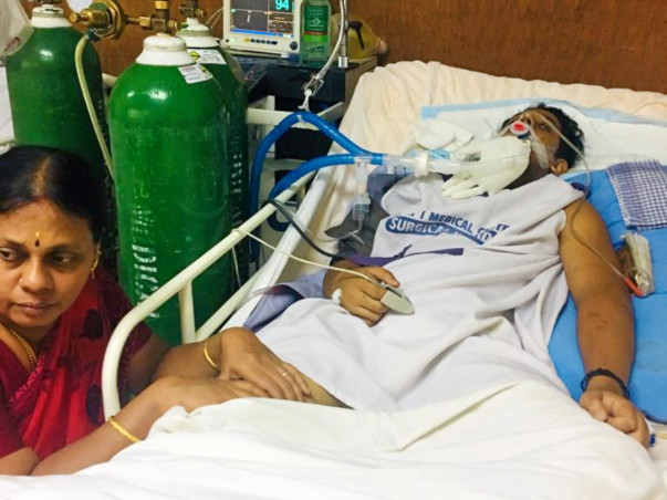 We please  need Help and support  to recover my son Prasaanth*