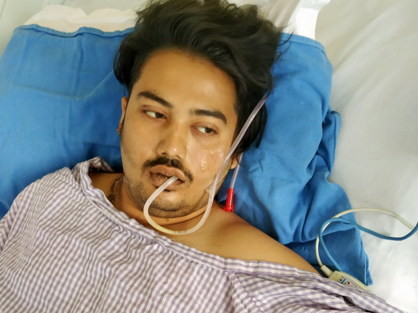 Help My Brother Recover From An Accident