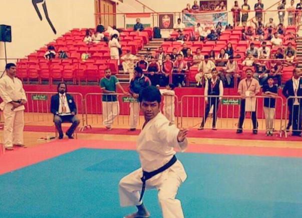 Help Ameya Represent India In World Karate Championship at London,UK