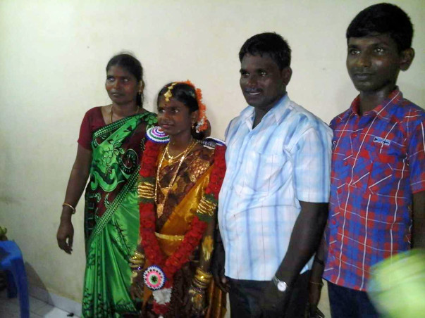 Help Velpandian's Family To Recover From His Loss