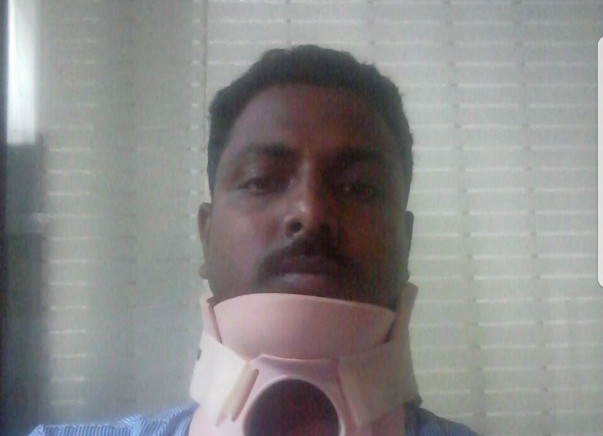 Help Gurubal P Swami Undergo Spine Surgery