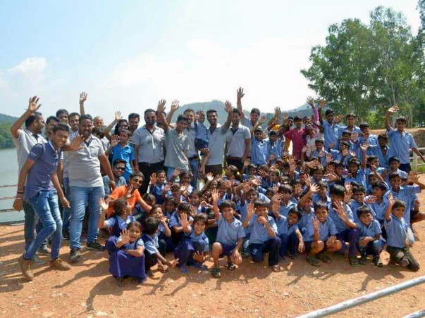Picnic For Orphan Kids