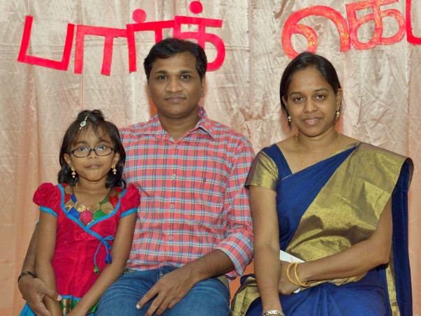 Fundraising for Somasekaran Family