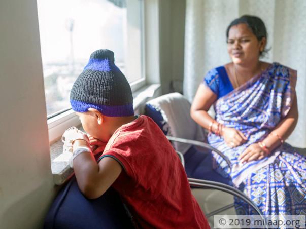Help Shashank Recover From B- Cell Acute Lymphoblastic Leukemia