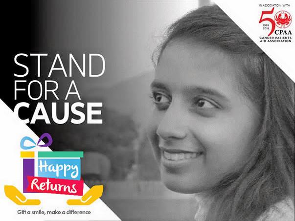 Help Arathi Raise Funds For Patients Battling Breast Cancer