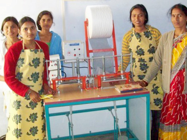 I Am Fundraising To provide Affordable Sanitary Towels for Women In Rural India Using Mr. Arunachalam's Invention!
