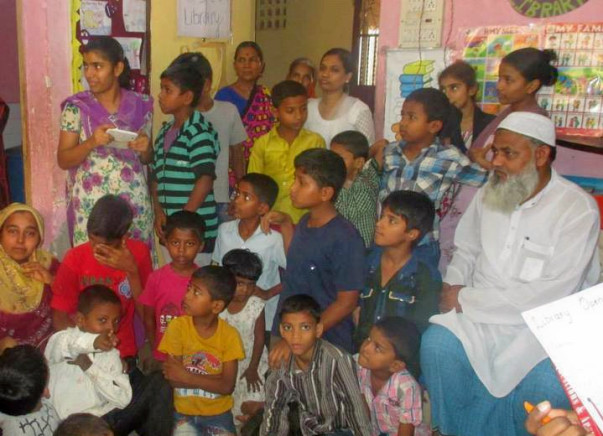 I am fundraising to support an educational field trip for kids in Dindoshi! Support my campaign.