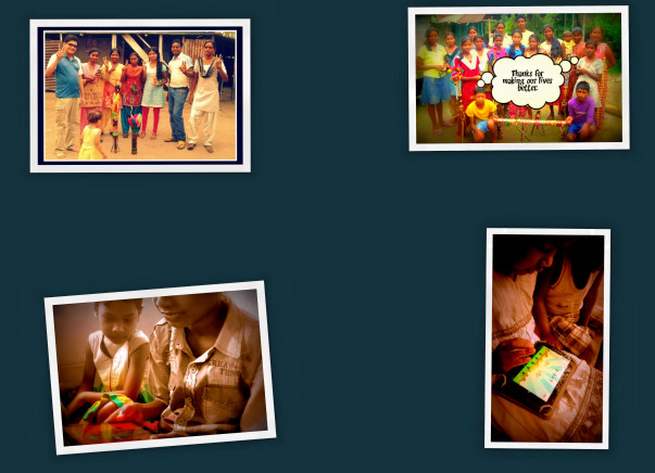 I am fundraising to create 3 digital learning centres for children and woman in 3 villages