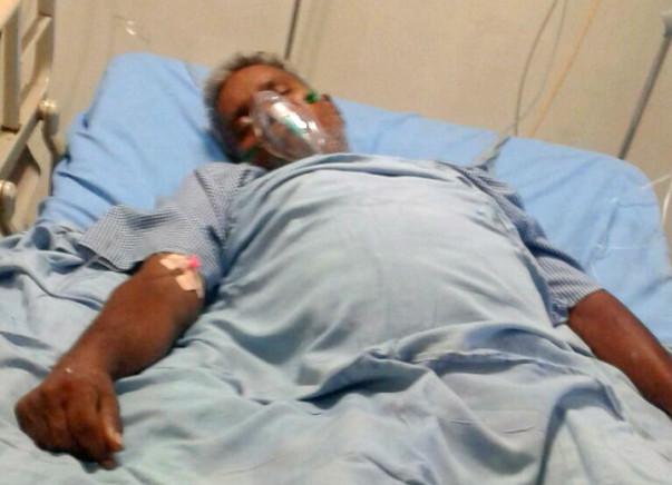 Help Vemana Rao fight Acute Haematoma in Brain