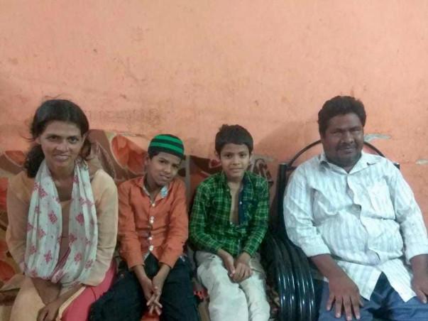 Help Sanaullah's children for their education