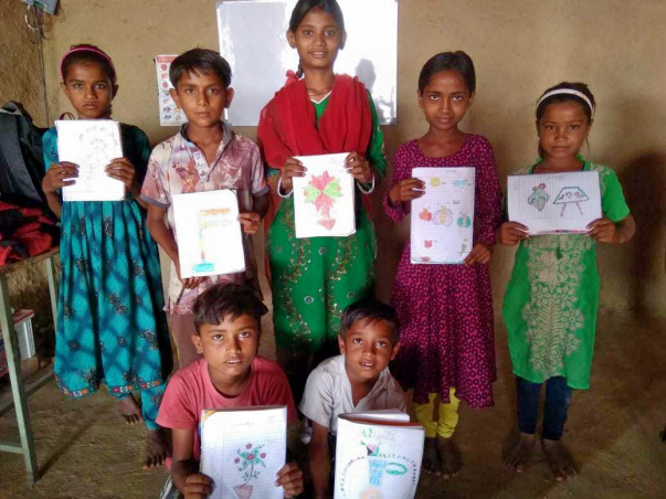 Help Pathshala kids For There Daily Essential