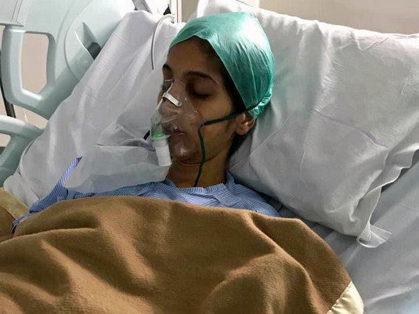Help Radhika Sawant Undergo A Heart And Lung Transplant
