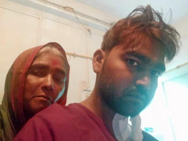 Help Sanjay for kidney dialysis.