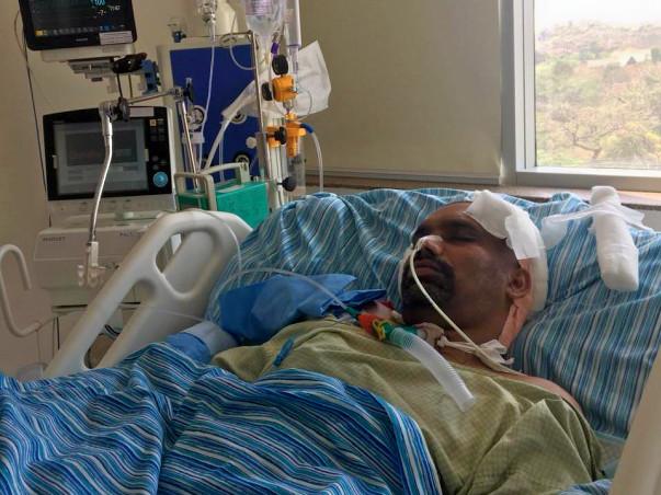 Help Sushanth To Fight Brain Stroke-massive Bilateral Cerebellar Canal