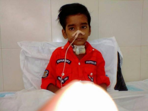 Help Saurabh Fight Brain Tumor