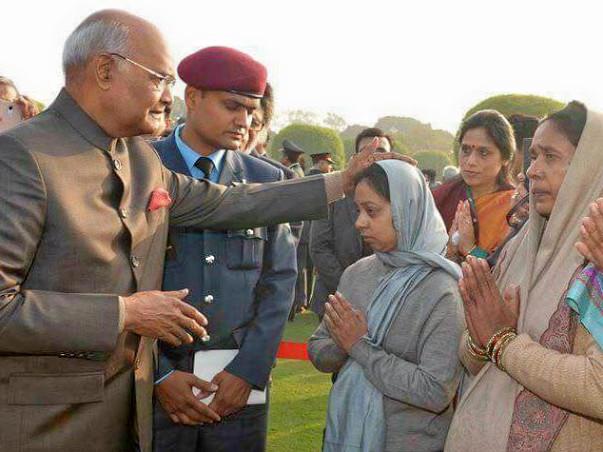 Help Martyr Cpl JP Nirala Ashok Chakra Garud Commando's (IAF) Family