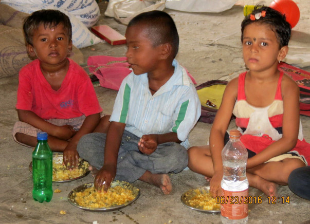Your Support Will Provide Meals To Kids Of Telangana & Andhra Pradesh