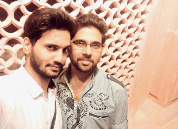 Help Rajiiv And Arijit live with dignity.