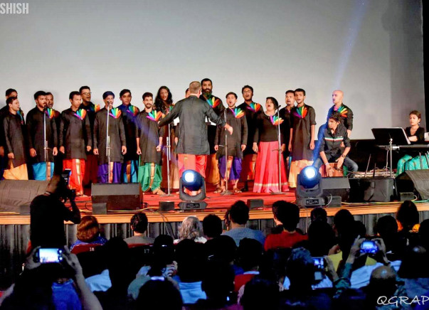 Let Our Voices Unite/ Mile Sur Mera Tumhara- Concert