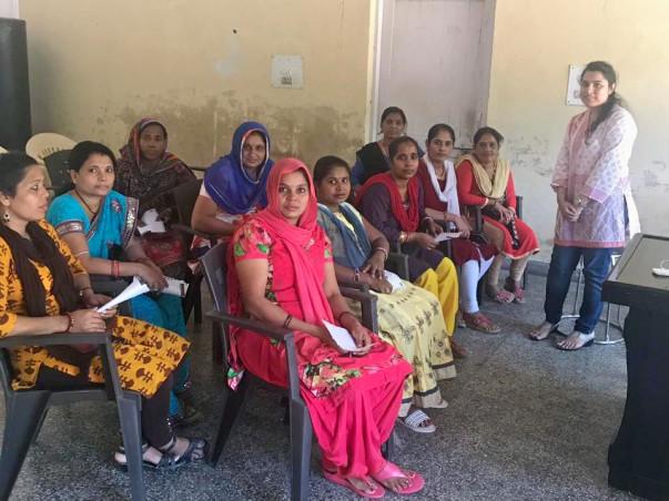 Help Project Vatsalya- Help Us  Empower Mothers