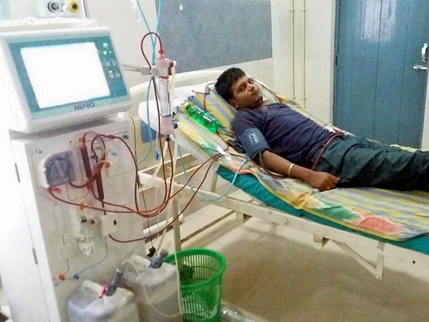 Help Chandan Overcome Kidney Failure And have a Transplant